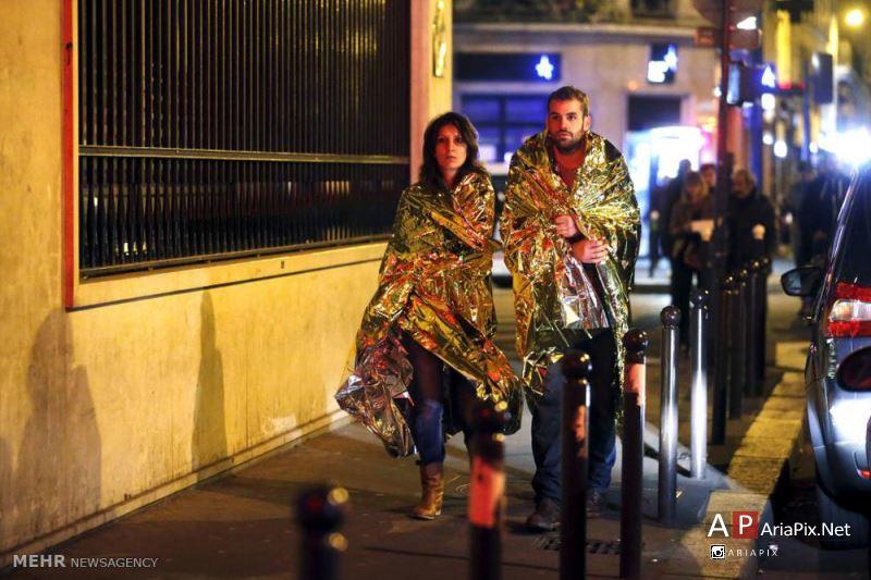 حمله تروریستی در پاریس