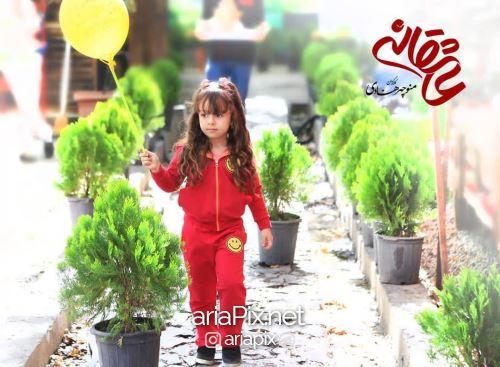 عکس جدید همراز اکبری