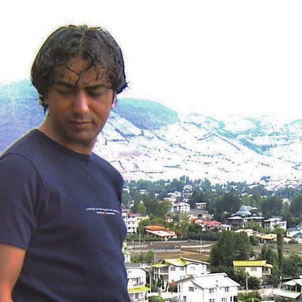 عکس جوانی محمدرضا هدایتی