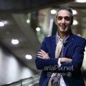 بیوگرافی امیر مهدی ژوله و همسرش و دخترش +مصاحبه و عکسها