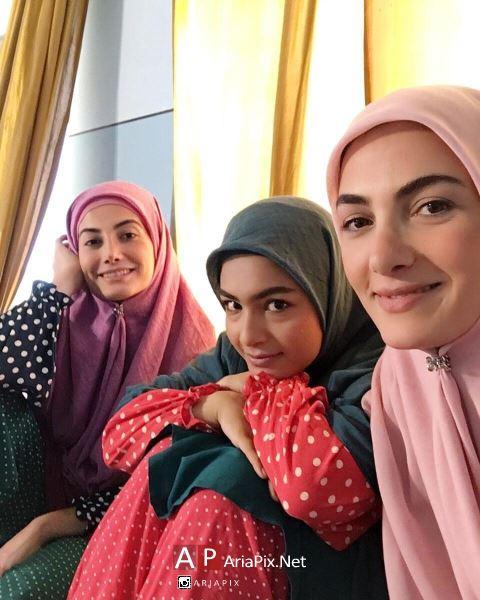 بازیگران زن علی البدل , سوسن و سرو و سنبل