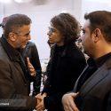 عکسهای مراسم ختم حسن جوهرچی با حضور هنرمندان
