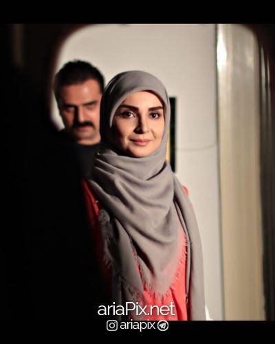 مهدیه نساج در سریال زیر پای مادر