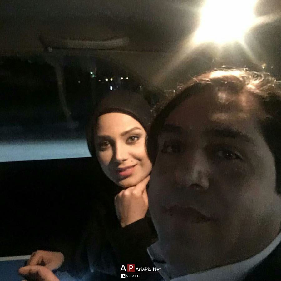 صبا راد و همسر جدیدش مانی رهنما