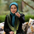 مهراوه شریفی نیا در برنامه زنده رود + عکسها و دانلود / دی ماه 94