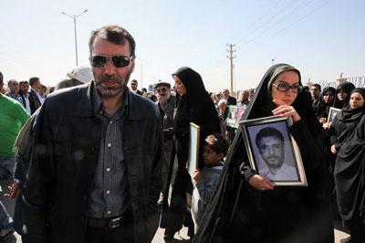 انفجار و کشته شدن 5 تن از عوامل معراجی ها مسعود ده نمکی