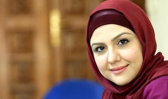 عکس -جدید نیلوفر امینی فر ( مجری زن ایرانی )