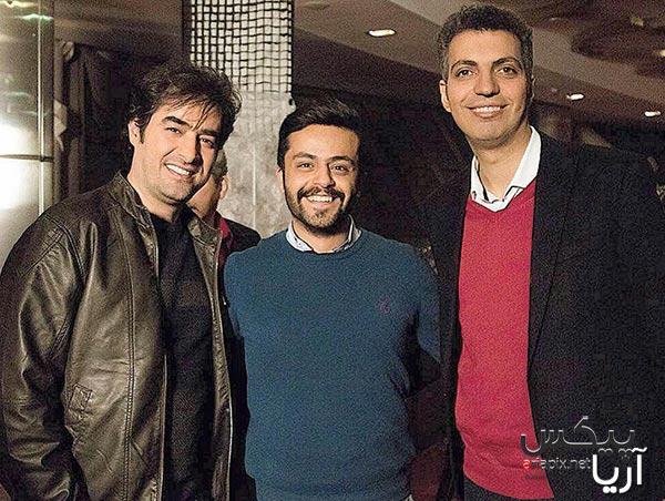 شهاب حسینی در برنامه نود 90
