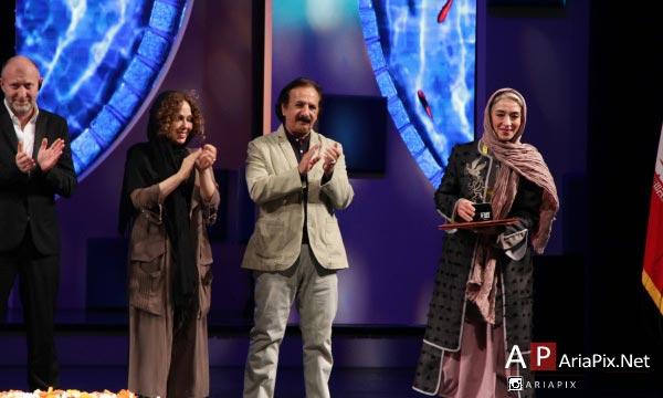پانته آ پناهی ها جایزه بهترین بازیگر زن در جشنواره جهانی فجر