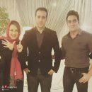 پوریا پورسرخ / علی کریمی / بهنوش بختیاری و مهران غفوریان در مشهد + عکس