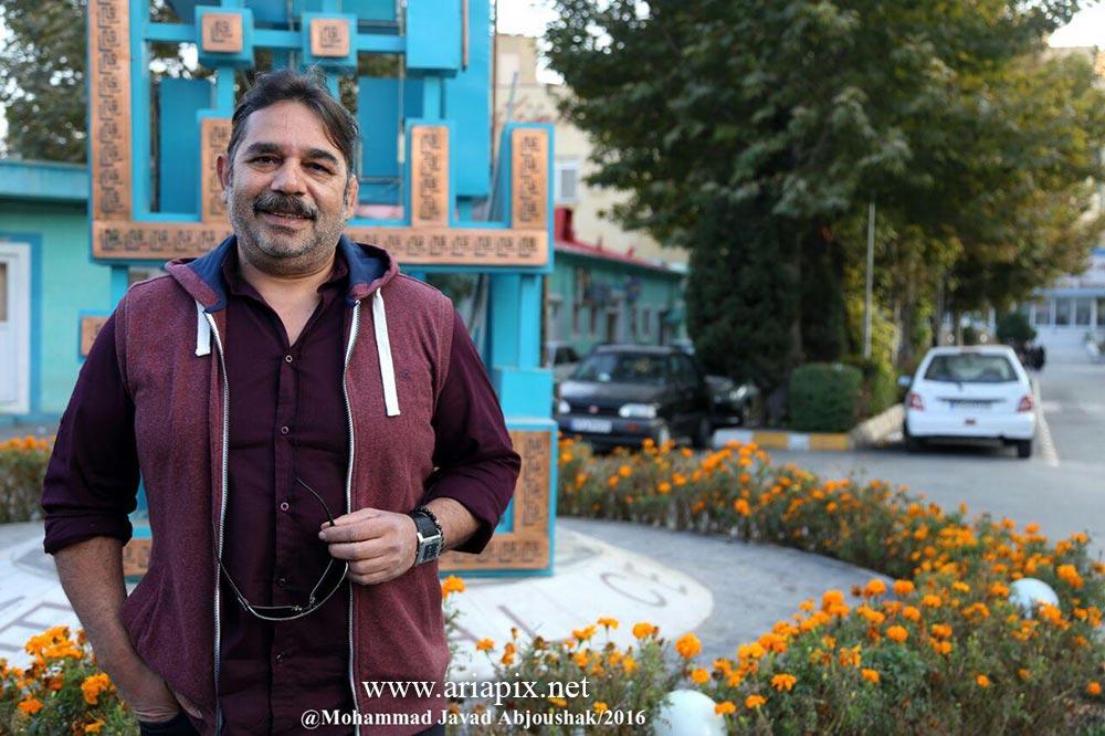 مصاحبه با داریوش سلیمی