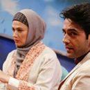 عکسهای جدید امیرحسین آرمان و لادن مستوفی در برنامه خوشا شیراز