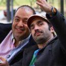 عکس های جدید هادی کاظمی و علی اوجی در برنامه زنده رود