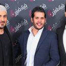 عکس های مراسم رونمایی و جشن آلبوم جدید (6) فرزاد فرزین