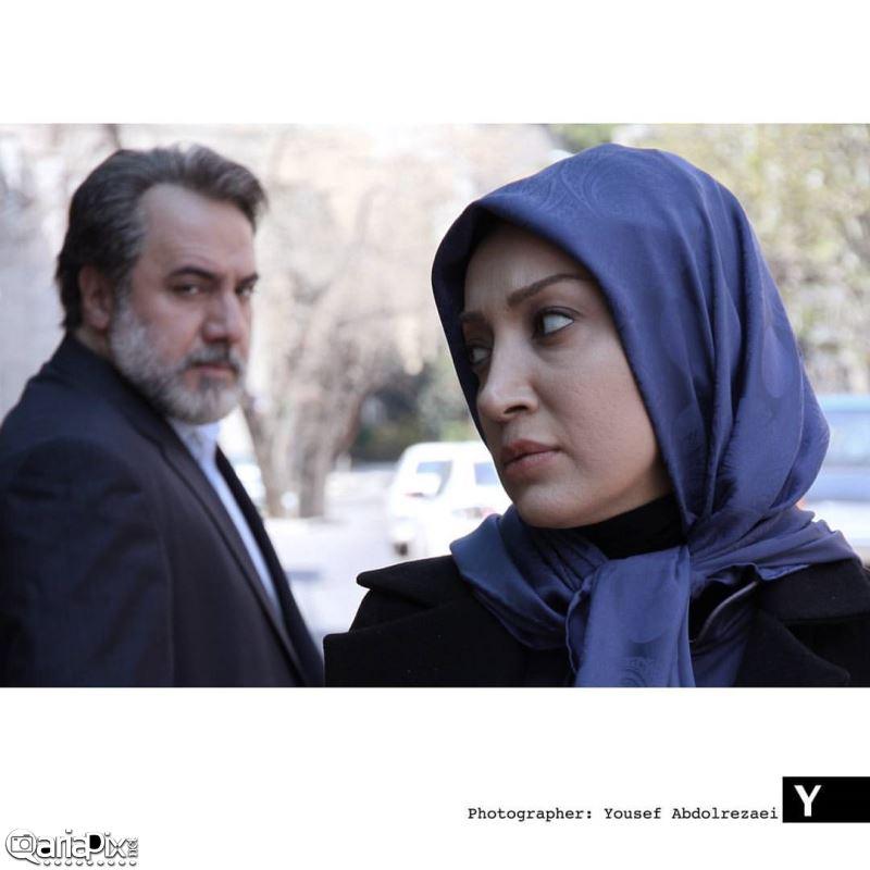 نگار عابدی نقش همسر روانبخش در تعبیر وارونه