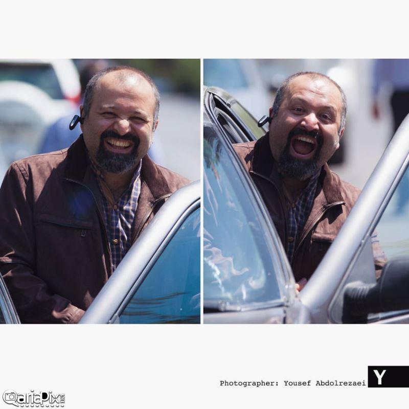 علی صالحی بازیگر تعبیر وارونه یک رویا