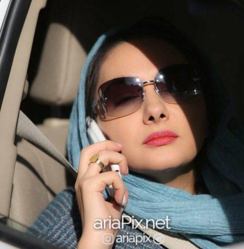 عکس هانیه توسلی