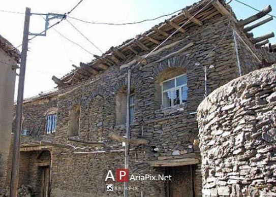 روستای ورکانه همدان , روستای چشمه قلقل همدان